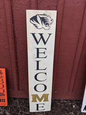 Welcome Mizzou