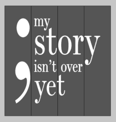 My story isn't over yet