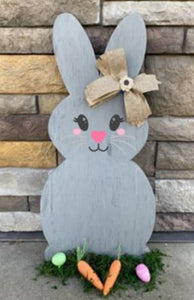 Spring Connection Easter Bunny - Bunny face