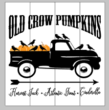 Old Crow Pumpkins