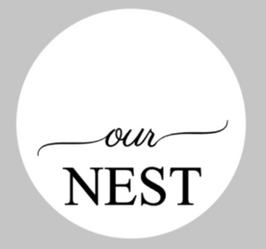 Door hanger - Our Nest