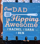 Our Dad is flipping awesome-Kids names
