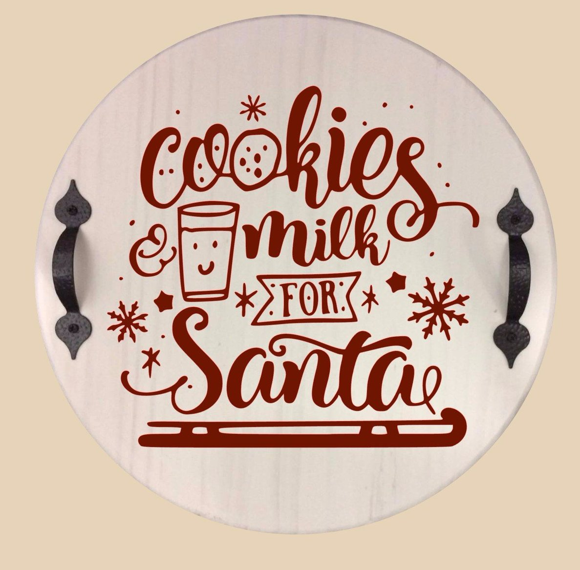 Cookie Tray at Olive tree Dec 6th 6pm