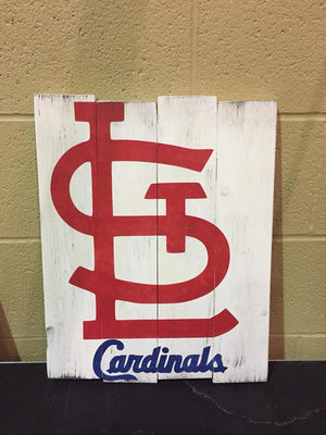 STL Cardinals staggered