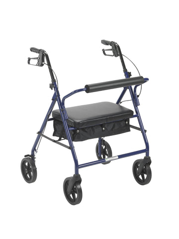 "Bariatric Rollator with 8"" Wheels - Accord Medical Supply"