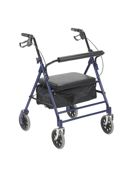 "Bariatric Rollator with 7.5"" Wheels - Accord Medical Supply"