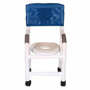 Superior Shower Chair PVC Ped/Sm Adult Reducer Seat - Accord Medical Supply