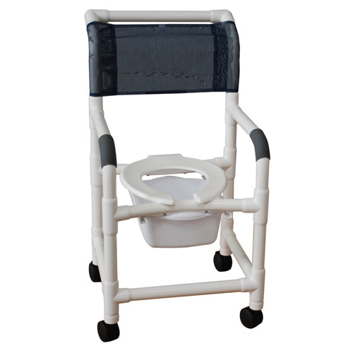Shower Chair With Square Pail PVC