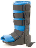 Air Traveler  Walker High Boot Lo-Profile w/Bladder Large