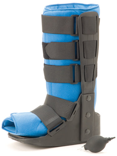 Air Traveler Walker High Boot Lo-Profile w/Bladder Small