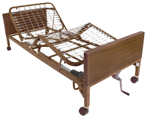 Semi Electric Bed - Accord Medical Supply