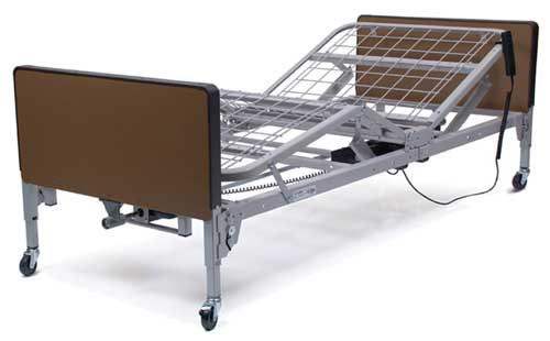 Patriot Semi Electric Bed Bed Only