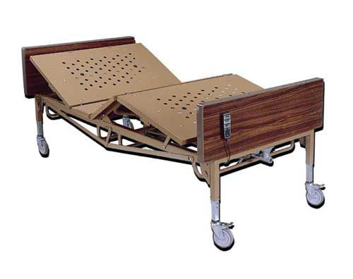Bariatric Bed Only 48 Wide 750 Lb. Wt. Cap.