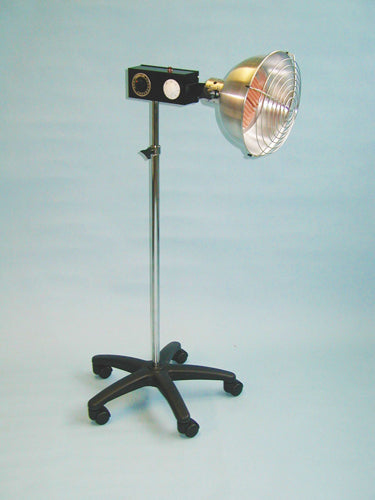 Exam Light Mobile w/ 2x Magnifier Black