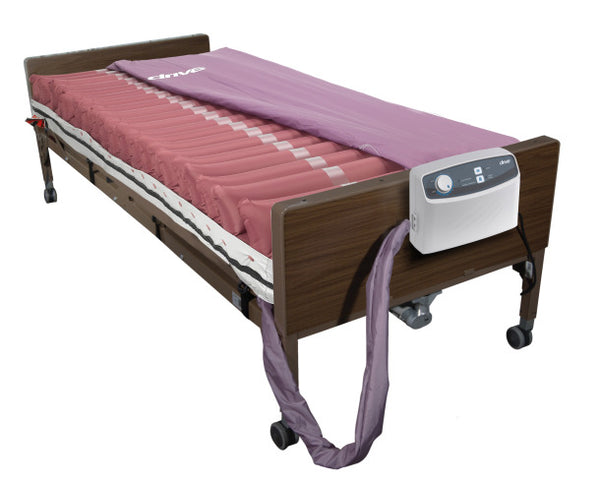 8  Low Air Loss/Alternating Pressure Mattress System