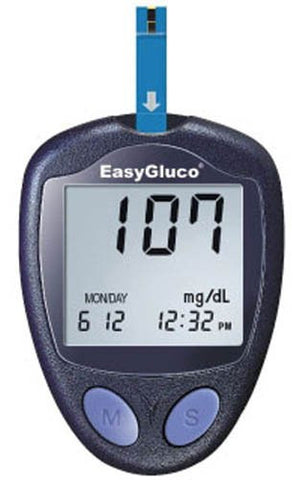 Easy-Gluco Blood Glucose Meter - Accord Medical Supply
