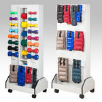 Dumbell Weight Strip Rack