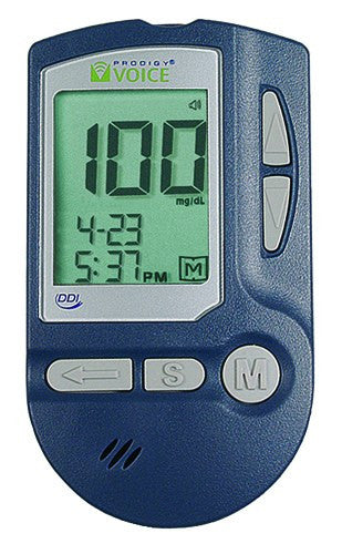 Prodigy Voice® Blood Glucose Monitoring System - Accord Medical Supply