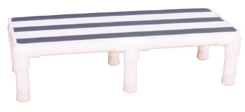 Step Stool MRI Single Step PVC 38 W x 12 D x 6.5 H