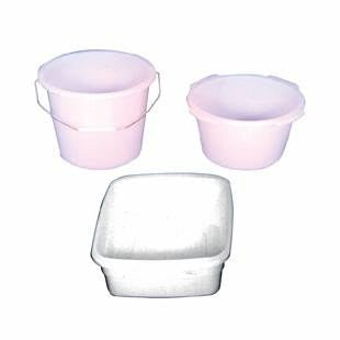 Pail for All MJM Shower Chairs 10 QT - Accord Medical Supply
