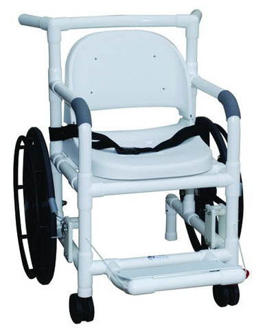 Shower Chair Multi-Purpose Self-Propelled Aquatic/Rehab - Accord Medical Supply