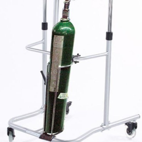 Portable Oxygen Carrier for D & E Tanks for Eva Walker