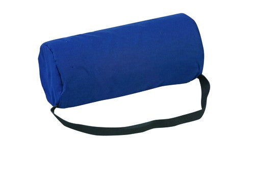 Standard Full Lumbar Back Support Roll w/Strap - Accord Medical Supply