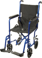 Lightweight Transport Wheelchair - Accord Medical Supply