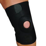 Blue Jay Adj Knee Support Open Patella Design