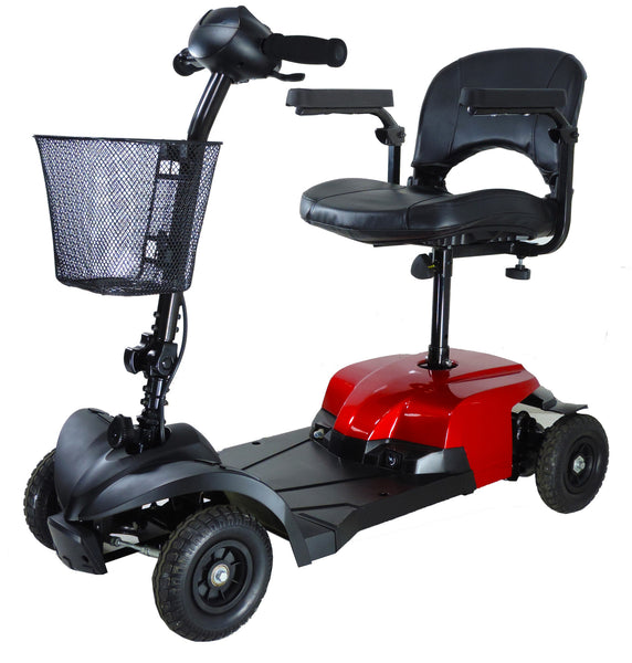 Bobcat X 4-Wheel Transportable Scooter - Accord Medical Supply