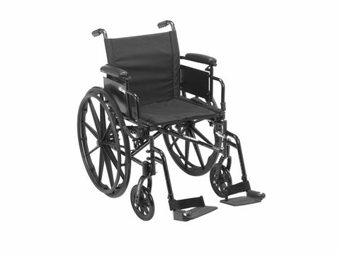 Cruiser X4 Wheelchair - Accord Medical Supply