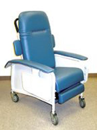 Clinical Care Recliner Rosewood