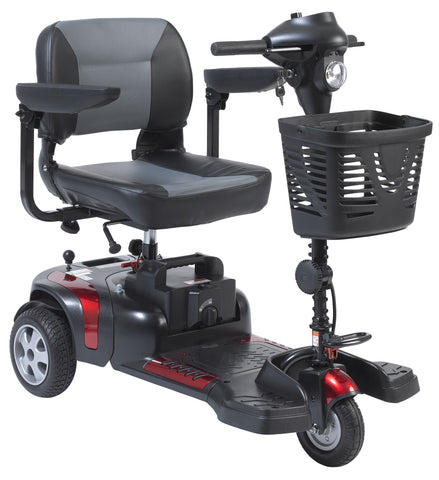 Phoenix HD 3-Wheel Scooter - Accord Medical Supply