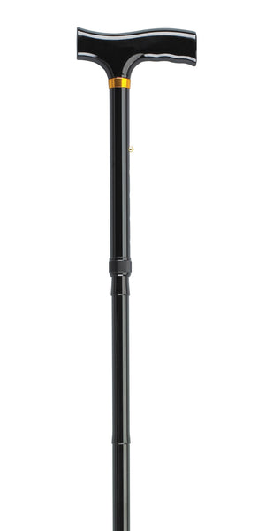Bariatric Aluminum Folding Cane, Height Adjustable - Accord Medical Supply