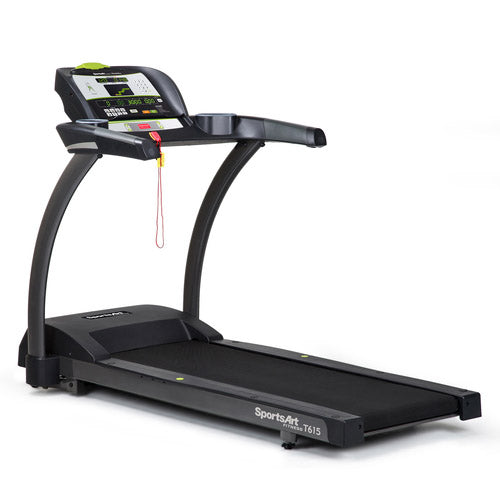 Treadmill SportsArt w/ Medical Handrails
