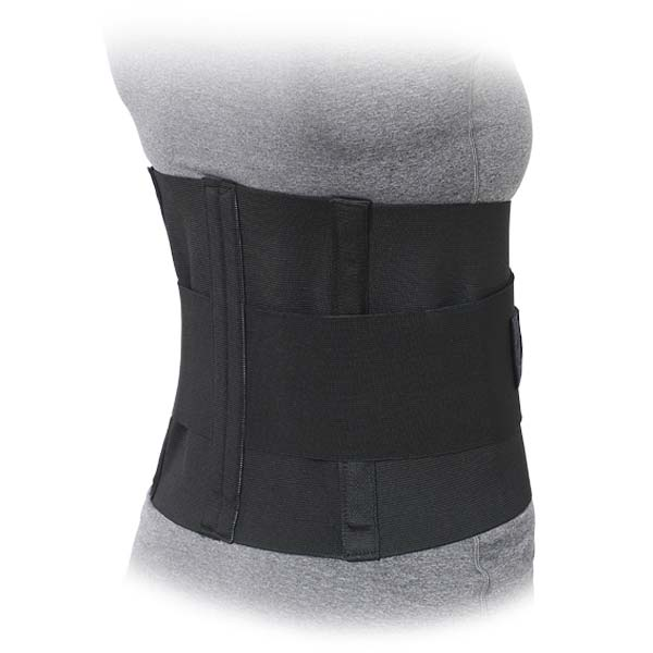 Lumbar Sacral Suport With Double Pull Tension Straps