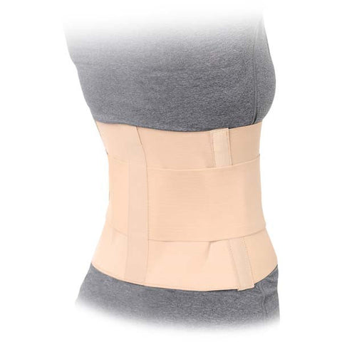Lumbar Sacral Support With Insert Pocket - Accord Medical Supply