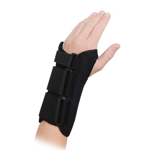 Lycra Lined Premium Wrist Brace - Accord Medical Supply