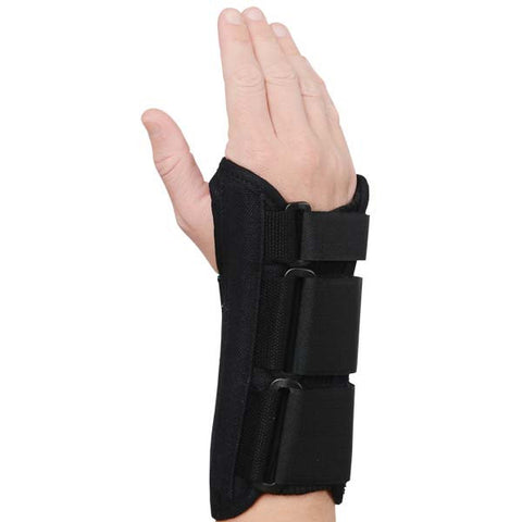 Lycra Lined Wrist Brace with Thumb Spica - Accord Medical Supply