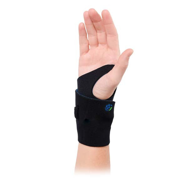 Universal Neoprene Wrist Wrap Support - Accord Medical Supply