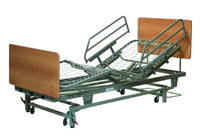 Eze-Lok Bed 80 Manual Hi-Lo Spring Low Bed