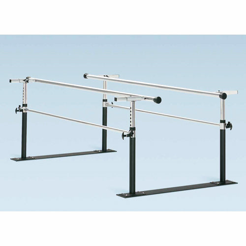 7' Folding Parallel Bars