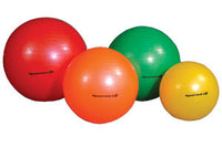 Dynatronics Burst Resistant Exercise Ball Orange 55cm