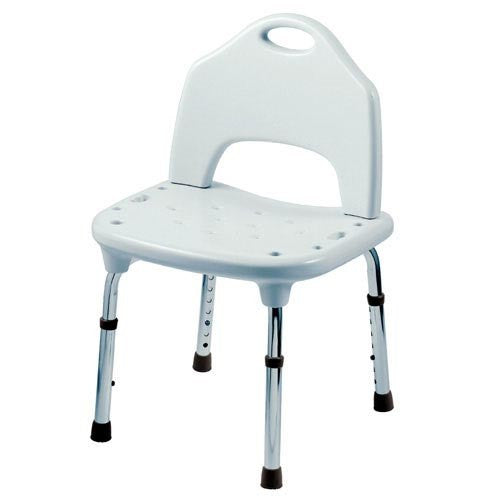 Moen Shower Chair Adjustable Tool Free - Accord Medical Supply