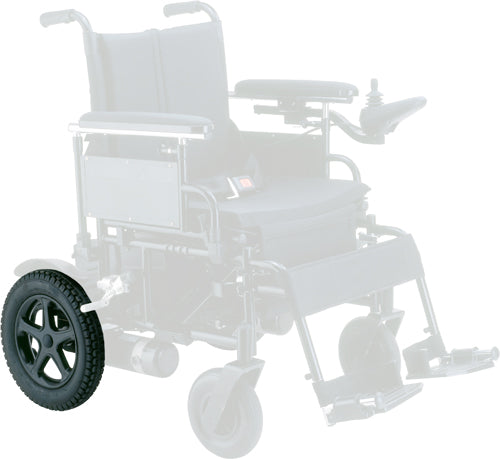 Wheel only Rear for Cirrus Power Wheelchair