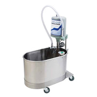 Podiatry Whirlpool 10 Gallon Mobile