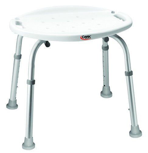 Bath & Shower Seat w/o Back Adjustable - Accord Medical Supply
