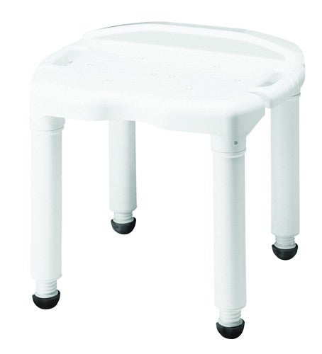Bath Bench Composite W/ Back Knocked-Down - Accord Medical Supply