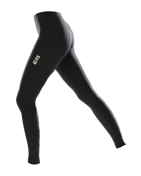 Youth Female Black Full Length Legging