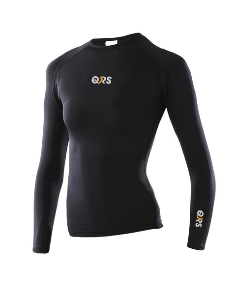 Youth Female Black Long Sleeve Tops